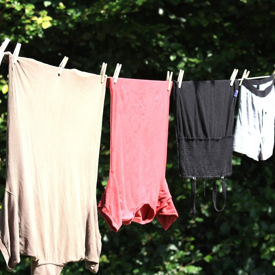 すぐ乾くTシャツ「tabigi」!!長旅に持って行きたい。