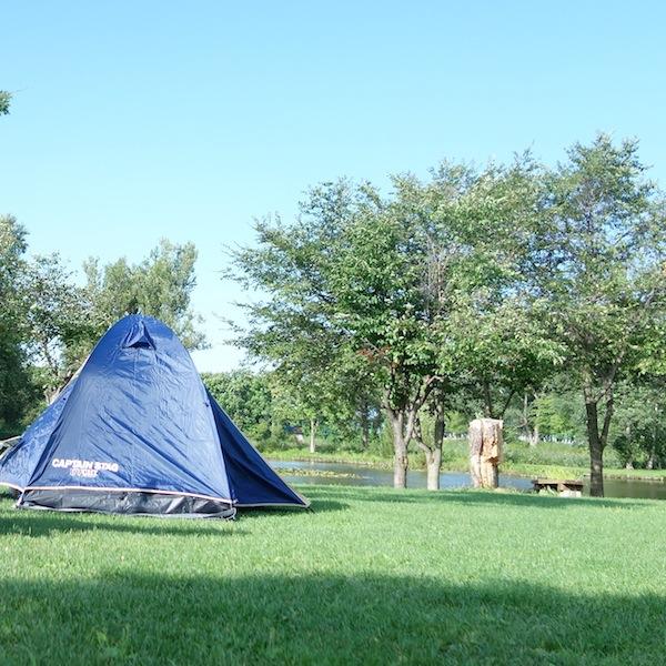 北村ふれあい公園キャンプ場(無料キャンプ場)