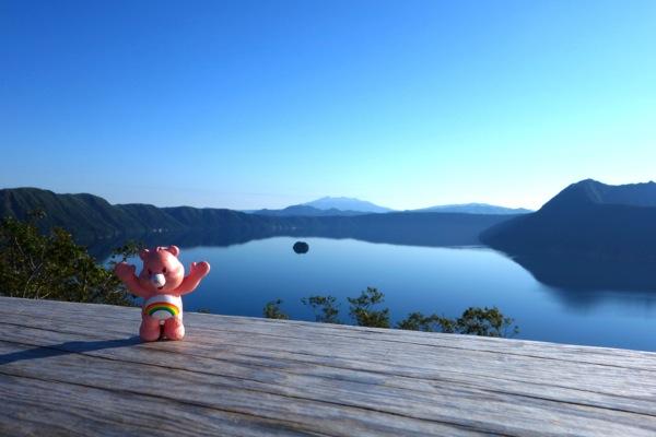 チアベア摩周湖(ケアベア)