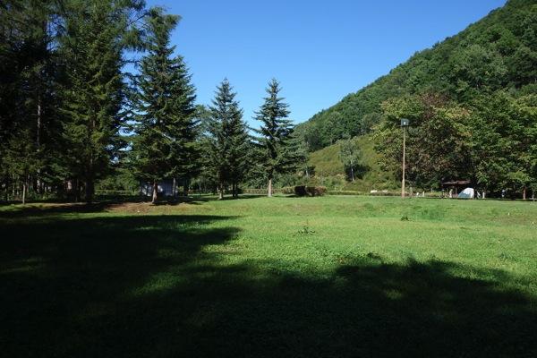 つつじ公園キャンプ場1
