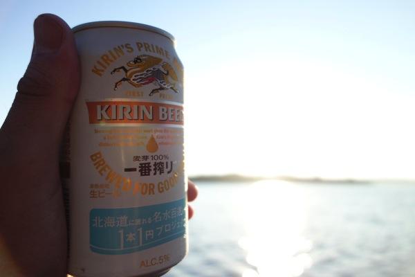 呼人浦キャンプ場3