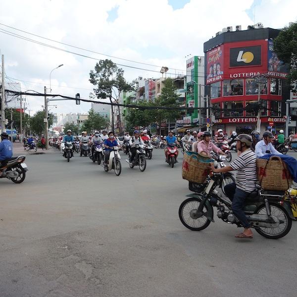 世界一周旅行スタート。まずはベトナム。
