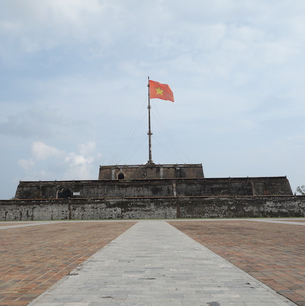 入場料が高い。ベトナム、フエ観光