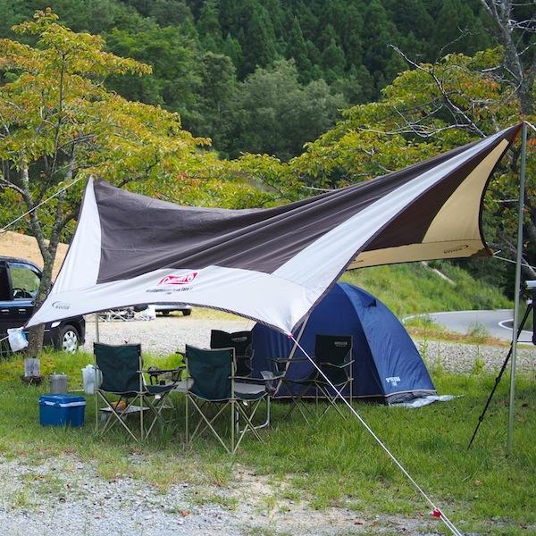 さのう高原キャンプ場(有料キャンプ場)