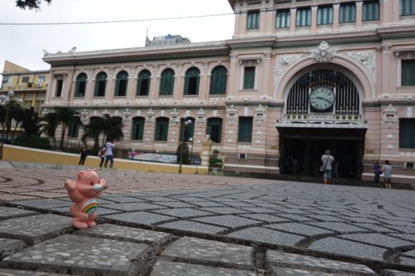 サイゴン中央郵便局1