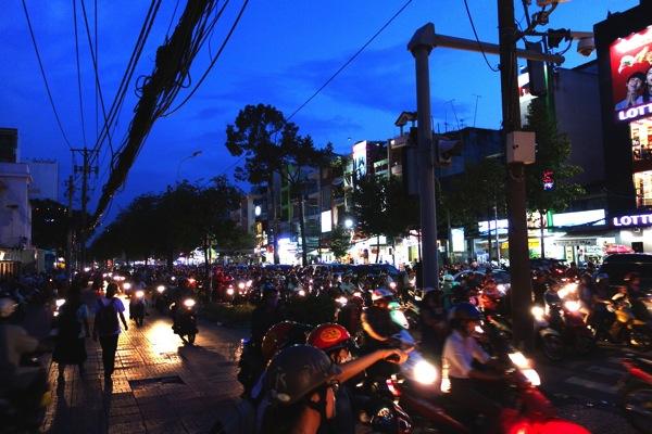 ベトナムバイク1