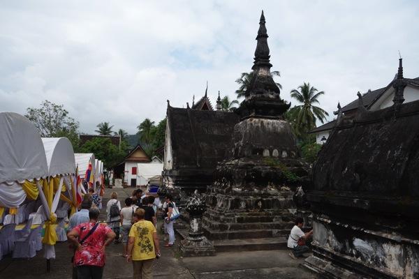 ルアンパバーン寺院