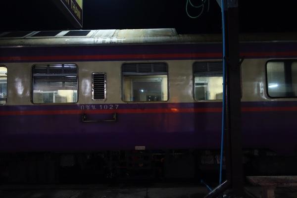 ウドンタニ列車1