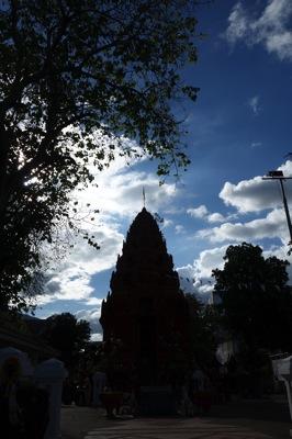 コーンケンのお寺