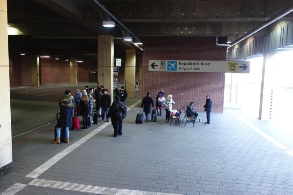 Kőbánya - Kispest駅4