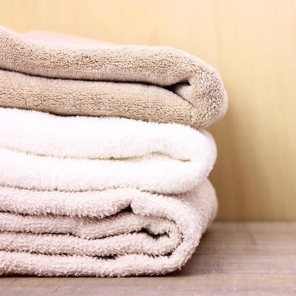 世界一周、バックパッカー用のタオル比較。