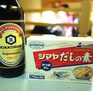 世界一周や長期海外旅行するなら、日本食を持っていこう。