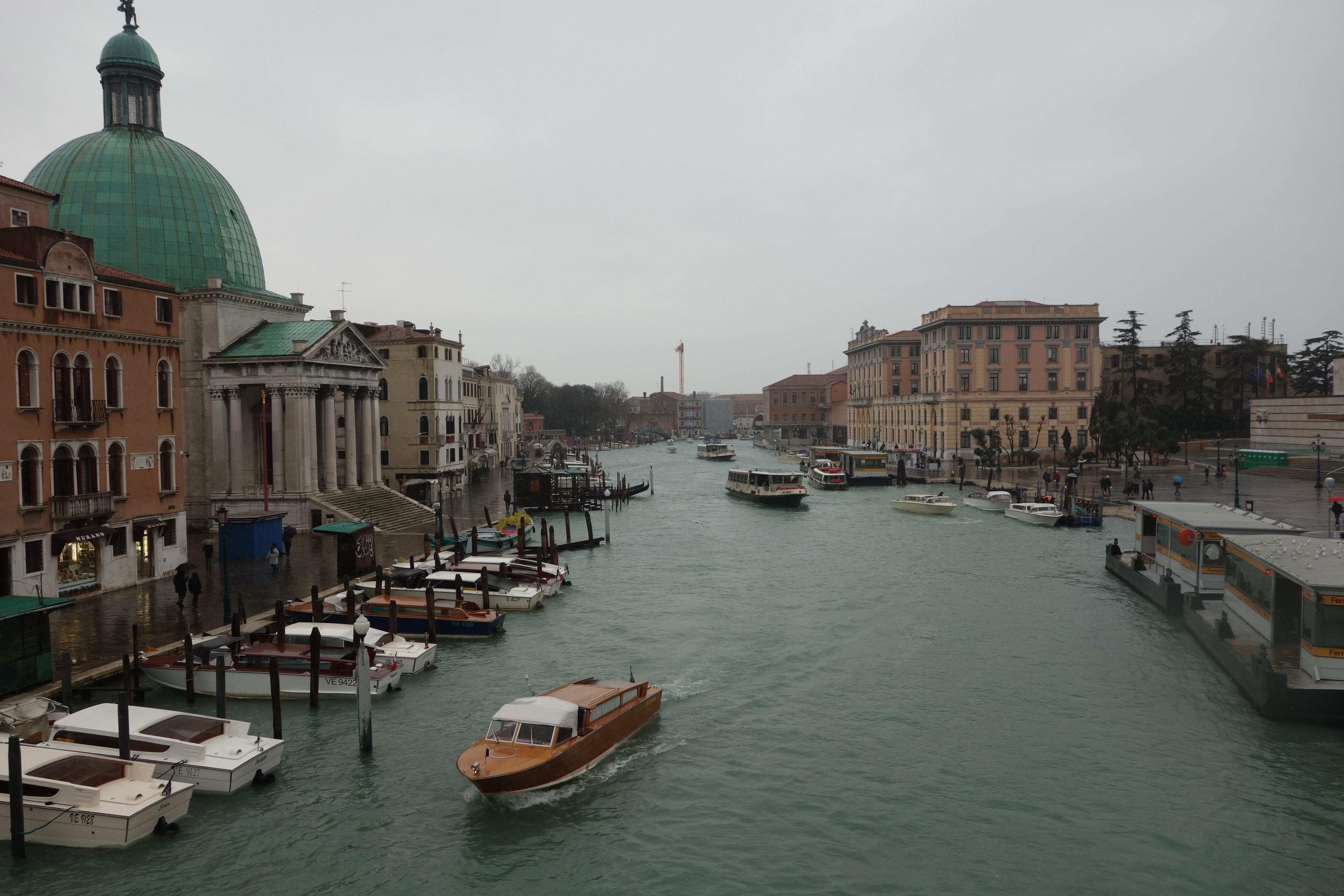 ヴェネチアの安宿。Alloggi Gerotto Calderan