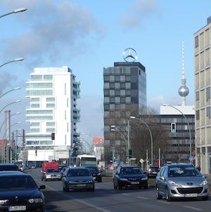 ベルリンの宿。Heart of Gold Hostel