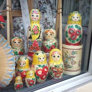 モスクワの安宿。Oh So Indie House Hostel