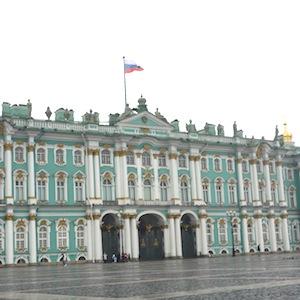 サンクトペテルブルクの安宿。Friends Hostel – Griboedova