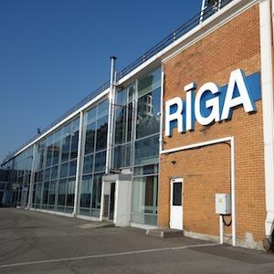 リガの安宿。Riga Hostel