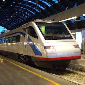 イタリア列車