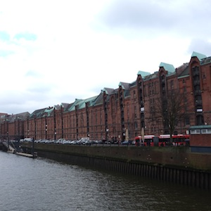 ハンブルグの宿。Generator Hostel Hamburg