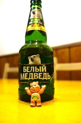 ロシアのビール5