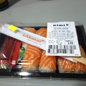 各国のおすすめ食べ物〜ラトビア編〜