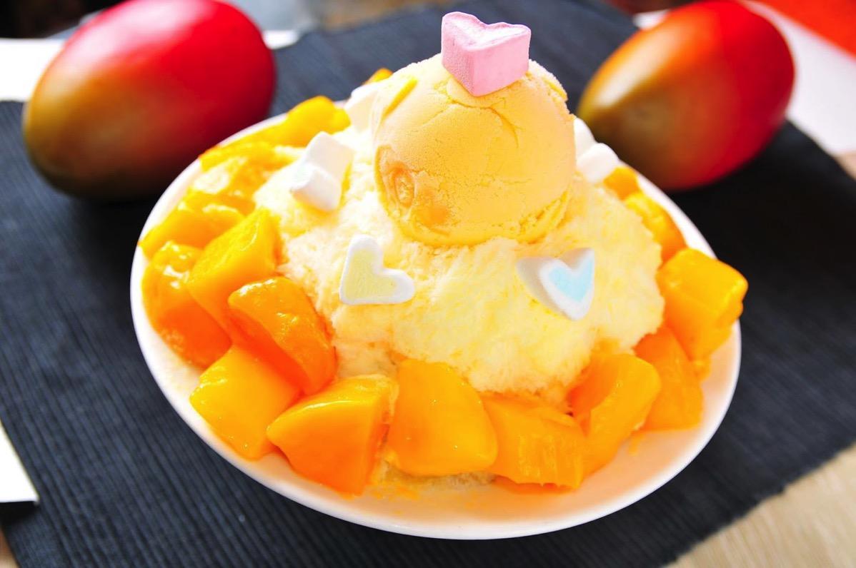 芒果恰恰冰館