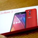 台湾でZenfone2(ZE550KL)を買いました。
