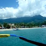 フィリピン、マニラから1番近いリゾート、プエルトガレラに行った。ホワイトビーチ編