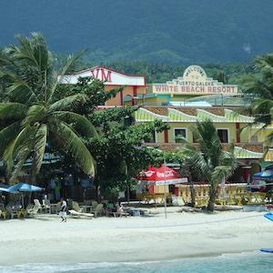 マニラから近いプエルトガレラのホワイトビーチで泥棒被害!