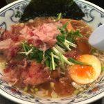 熊本の絶品煮干しスープのラーメン『にぼらや』